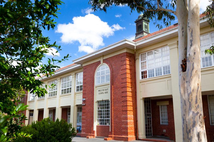 Campus-Preston